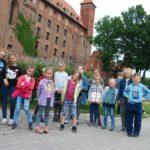 Zwiedzamy krzyżackie zamki w Gniewie i Malborku