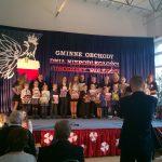 Nagrody w gminnych konkursach plastycznych