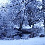 Śnieg, piec i marimba
