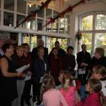Islandzki chór zaśpiewał dla głodnickich dzieci