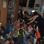 Noc w bibliotece w Strzepczu