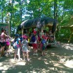 Dinozaury w Łebie